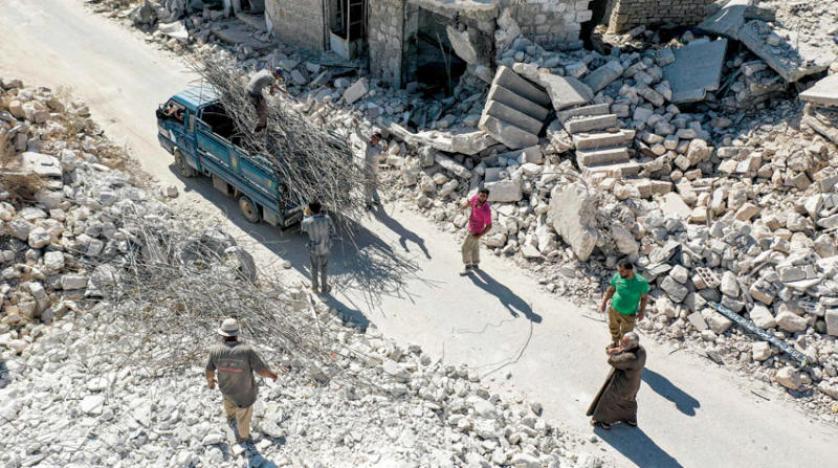 تحرك أميركي ضد مؤتمر اللاجئين السوريين