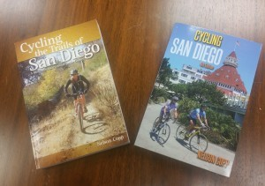 Nelson Copp has released two new books on cycling in San Diego County. (Photo by SDCNN)