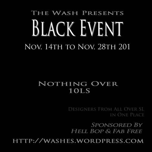The Black Event (1/4)