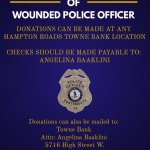 Portsmouth Police Officer Recovery Fund @PortsmouthPD