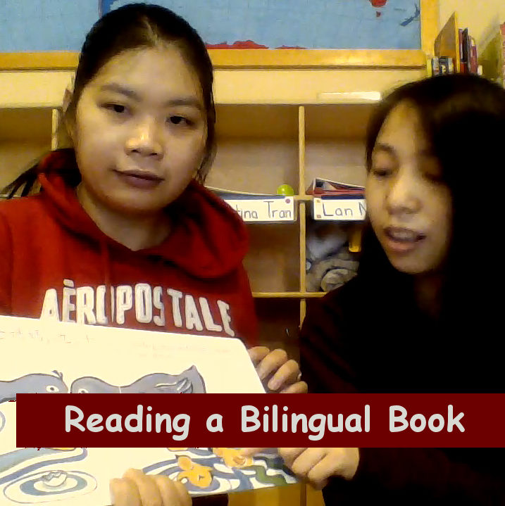bilingual book english chinese
