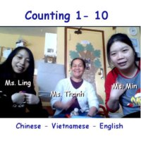 Count 1-10 Trilingual