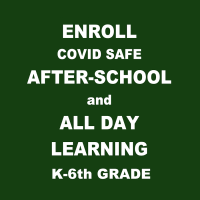 Covid-safe after-school all-day learning