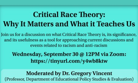 Critical Race Theory: Why It Matters And What It Teaches - BBNvolved