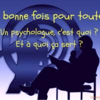 problèmes avec la rencontre d'un psychologue