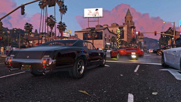 GTA V - Screenshot #2