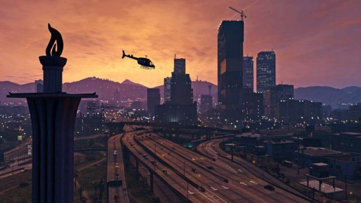 GTA V - Screenshot #8