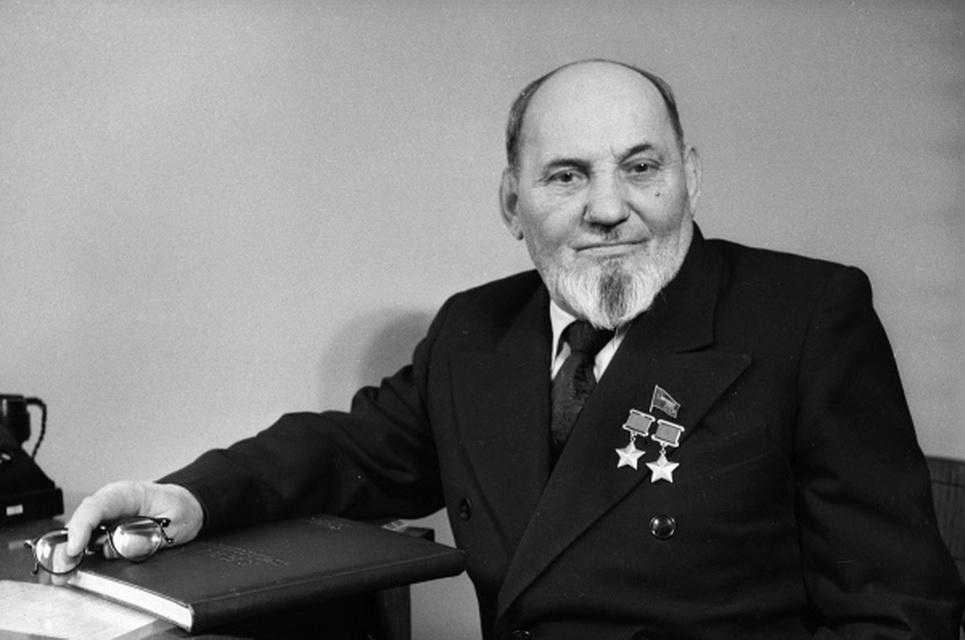Дважды Герой Советского Союза Сидор Ковпак