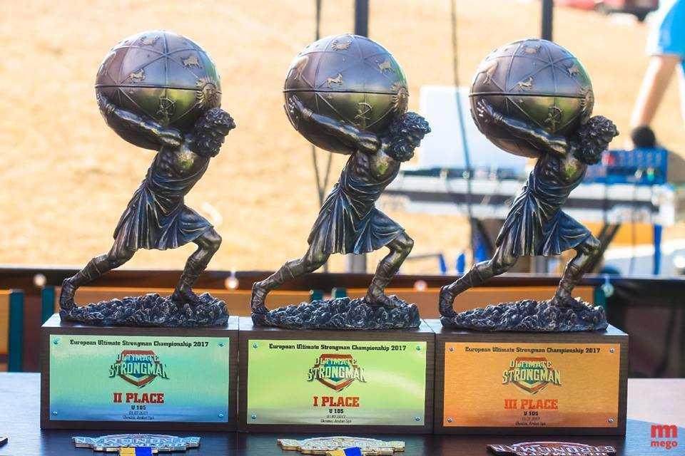 В Генической горке на Арабатской стрелке прошёл чемпионат Европы по силовому экстриму