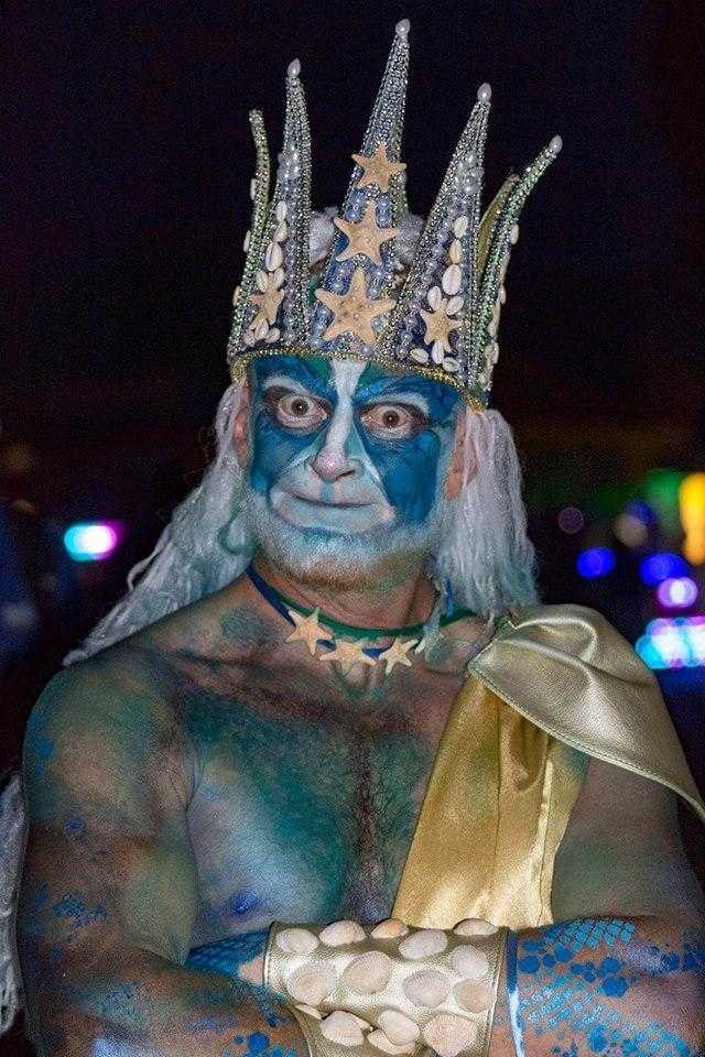 Морской карнавал - радость в Геническе раздавал!