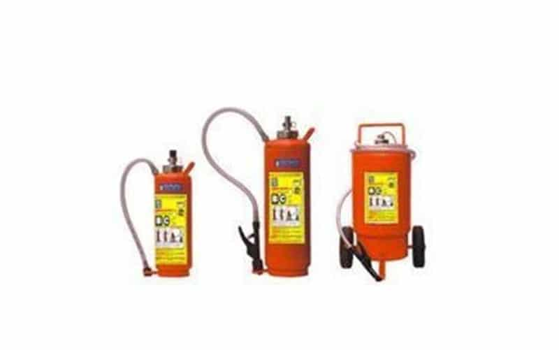 Dry Chemical Powder (DCP) Fire Extinguisher