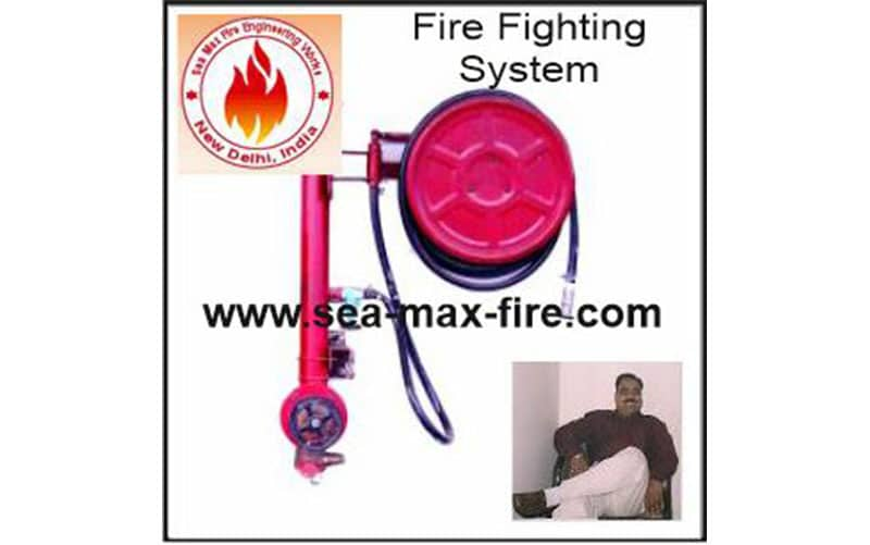 fire fighting system, FIRE FIGHTING SYSTEM, SEA MAX FIRE ENGINEERING WORKS