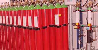 HFC 227 FIRE SUPPRESSION SYSTEM
