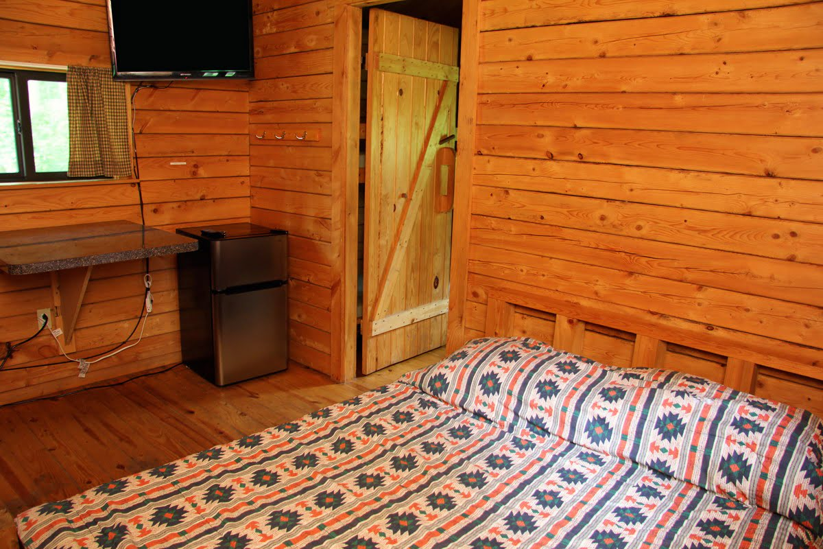 Basic Two Room Cabins Sea Pirate Campground