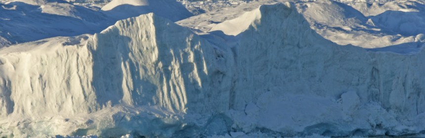 Arctic icebergs