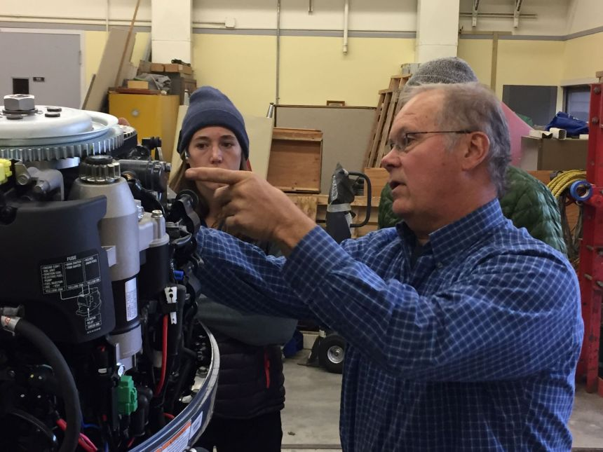Marine Service Technology: Educator Training Conference in July