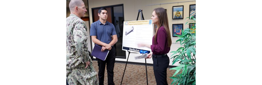 NAVFAC EXWC intern program