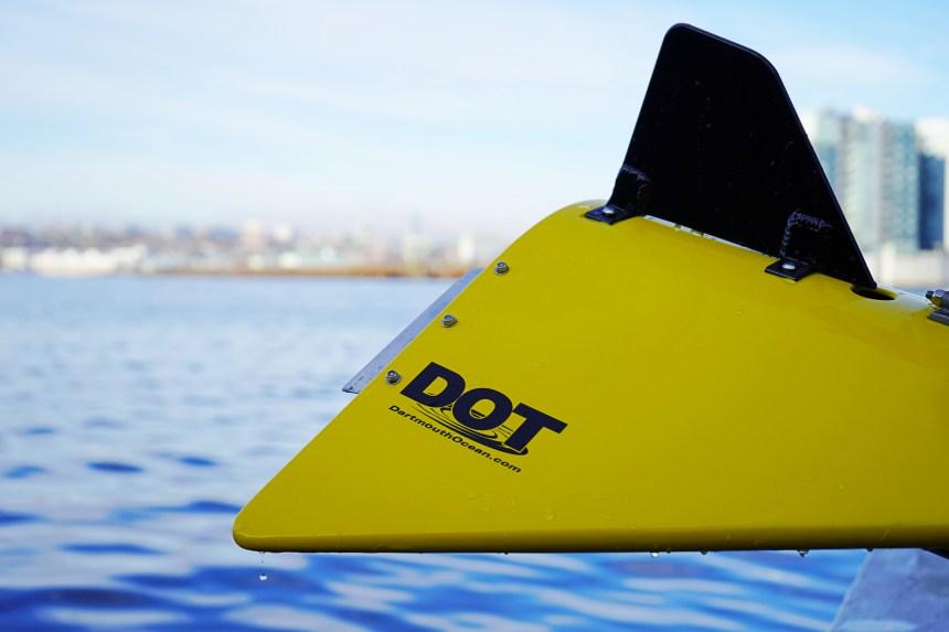DOT ocean tech