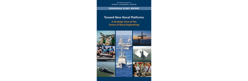Future Navy report slide