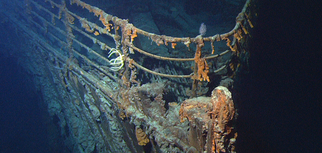 Titanic-remains-NOAA