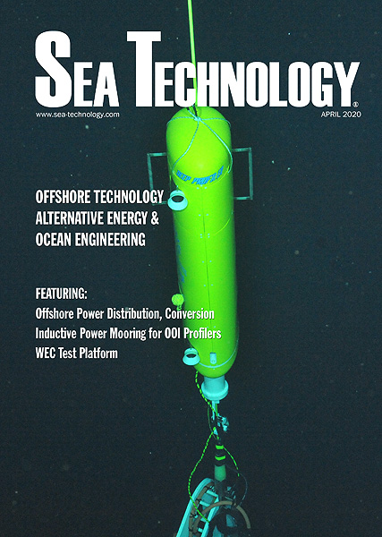 Sea Technology April 2020
