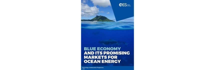 OES Blue Economy report