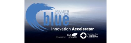 Washington Maritime Blue Innovation Accelerator