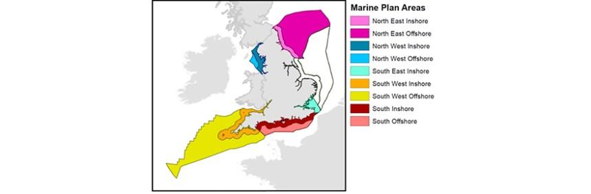 MMO Marine Plans UK