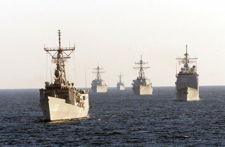 Blue Arctic fleet