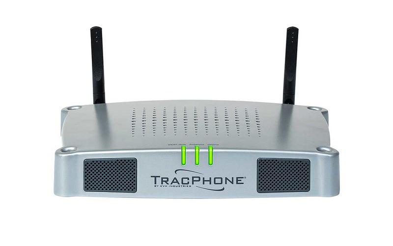 KVH-tracphone