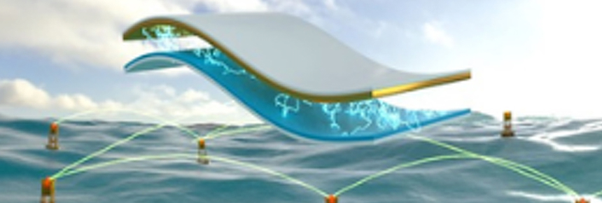 Triboelectric Nanogenerators Based on Rolling Spheres Motion Under Realistic Water Waves Conditions
