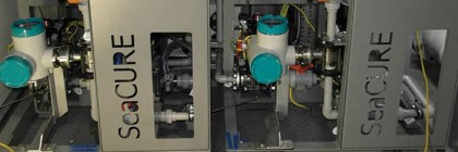 Evoqua's SeaCURE ballast system
