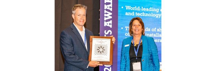 Compass Industrial Award 2021 Kongsberg