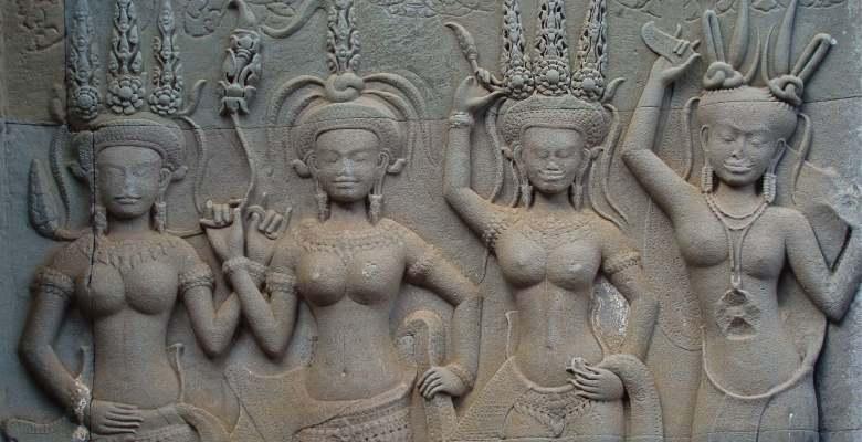 Apsara Angkor Vat