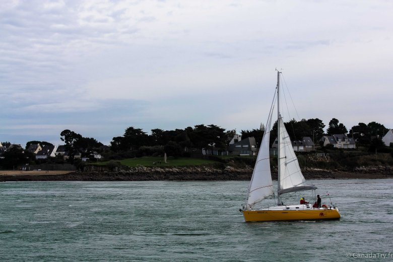 Golfe Morbihan bateau