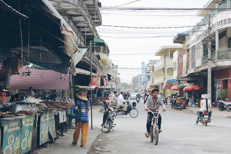 street battambang