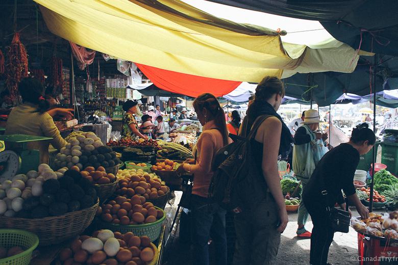 market battambang