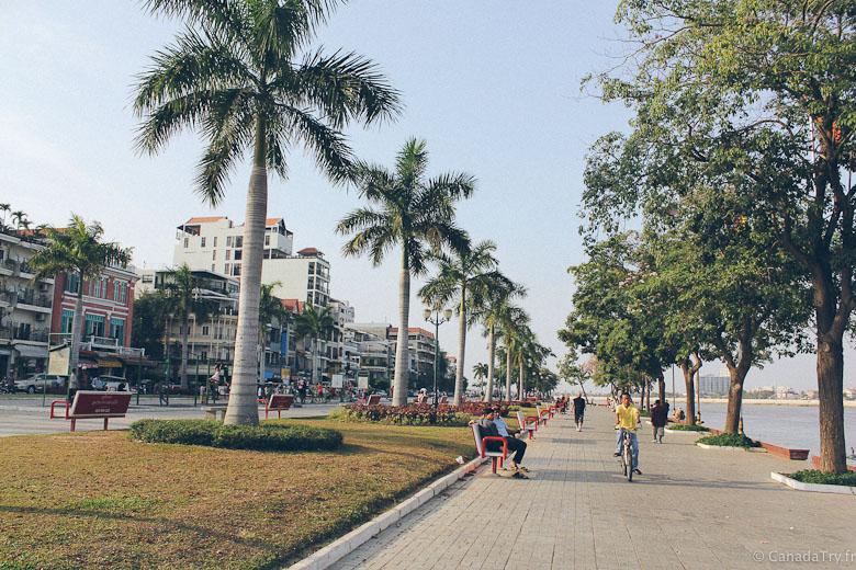 preah sisowath quay phnom penh