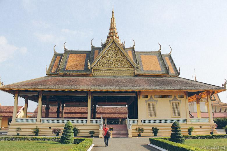 palais royal pagode d'argent
