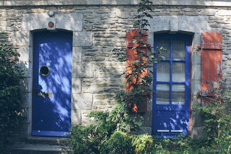 ville close concarneau façade bretonne