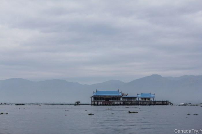 maison lac inlé