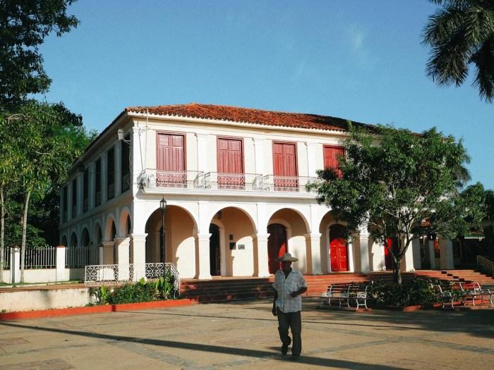 place église vinales cuba