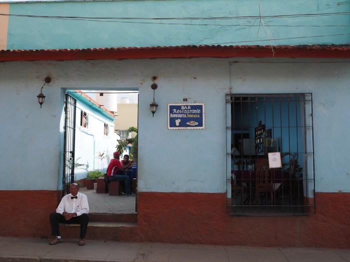 restaurant trinidad cuba