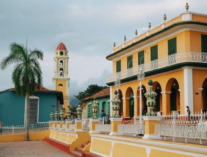 centro historico trinidad