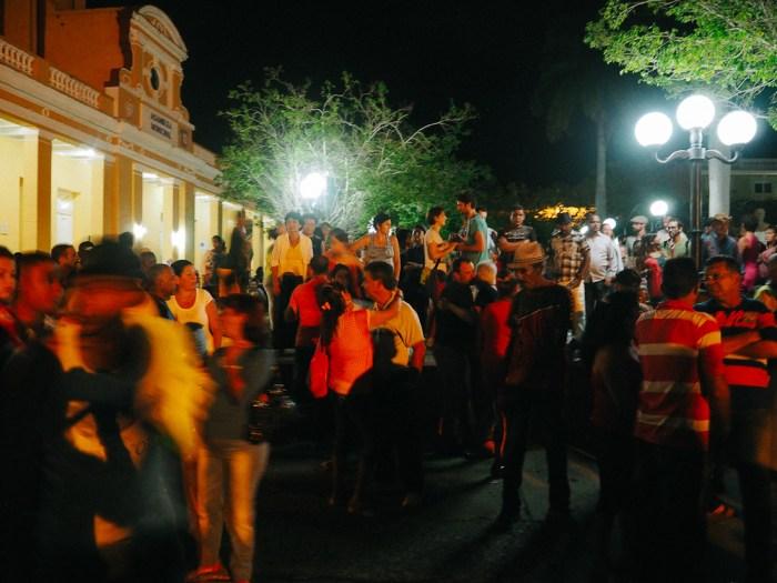 danseurs à trinidad cuba