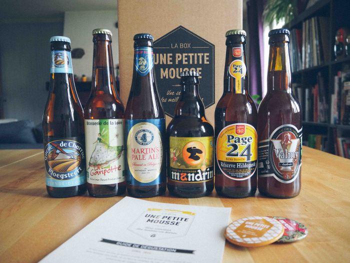 box sélection bières