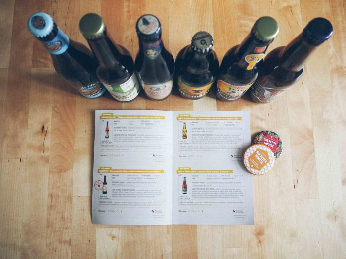 abonnement coffret bières
