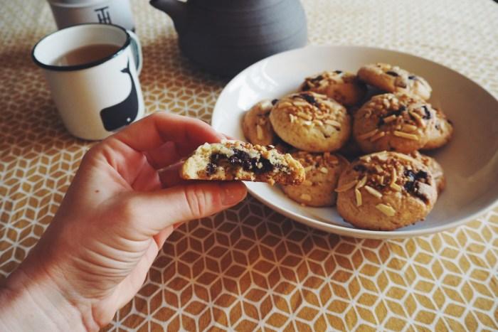 recettes cookies facile