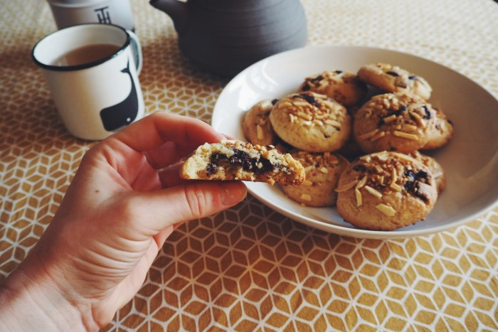 recettes cookies facile