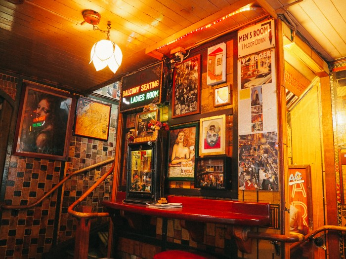 bar kerouac san francisco